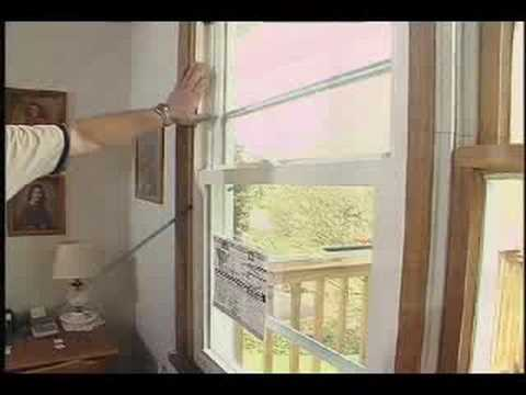 Replacement window installation gorell double hung for Installing double hung windows