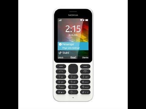 Nokia 215 Rm 1110 прошивка