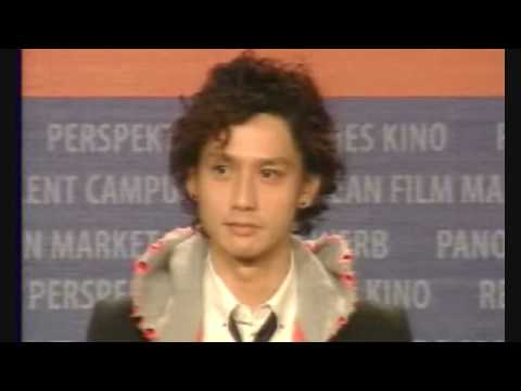 「BIG BANG LOVE. JUVENILE A」Press Conference @ Berlinale 2006 Part1