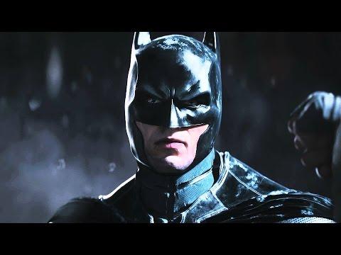 Batman: Arkham Origins PC All Cutscenes (Game Movie) 1080p HD