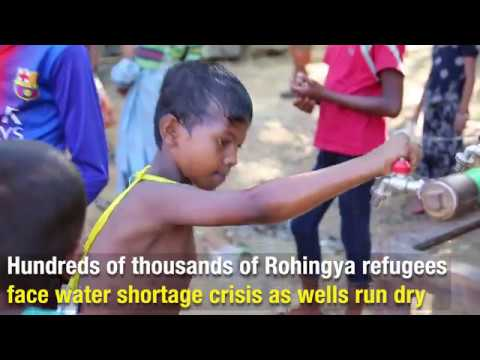 WATER for ROHINGYANS