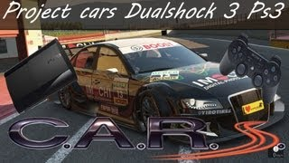 ☞ Project cars Audi A4 PS3 Gameplay HD  Ps3 / Xbox 360 / Wii U / PC