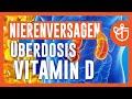 Überdosis Vitamin D – Mann erleidet Nierenversagen