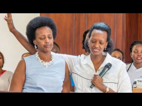 MUSEVENI's DAUGHTER COMMITTED TO REVEAL THE OTHER SIDE OF HER DAD MUSEVENI.
