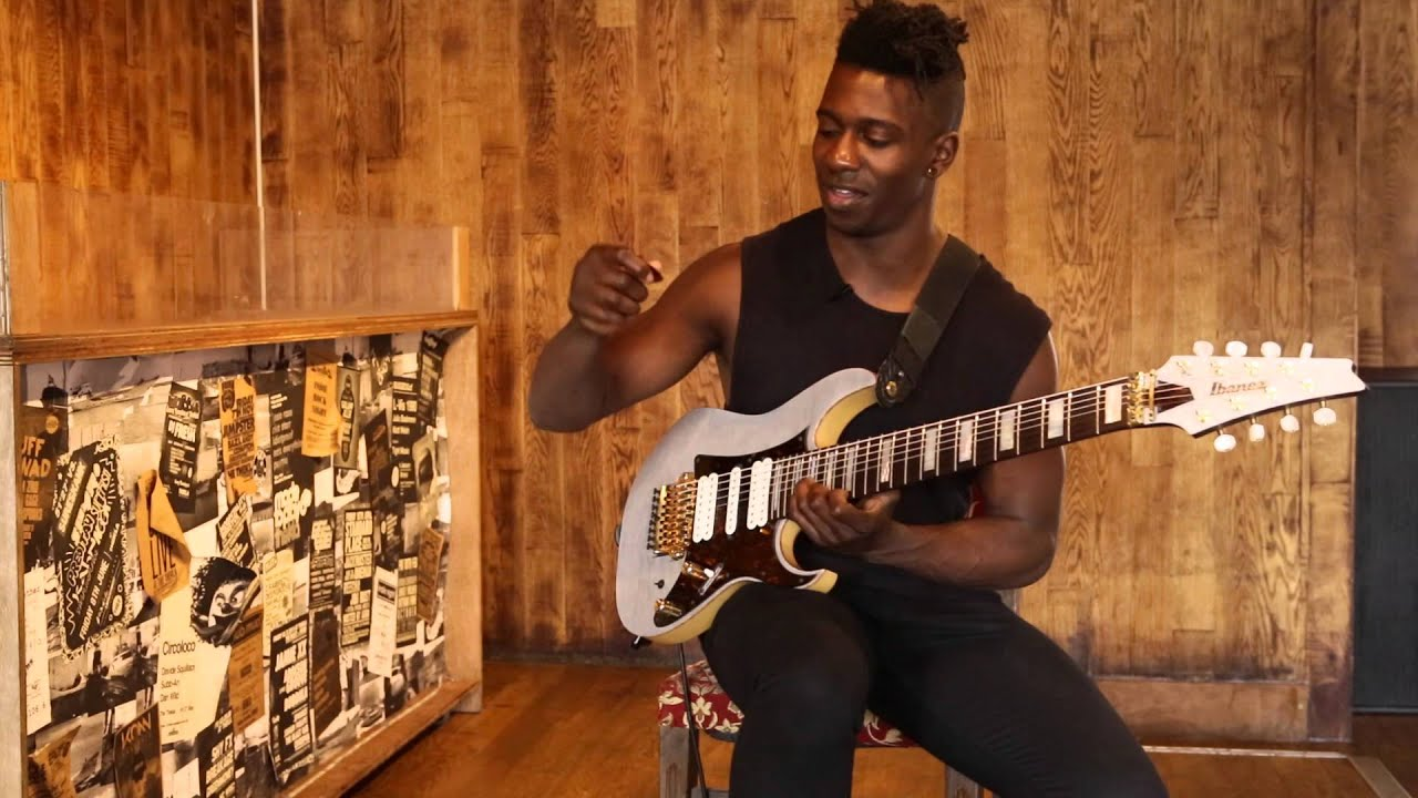 guitar lesson tosin abasi swybrid picking youtube