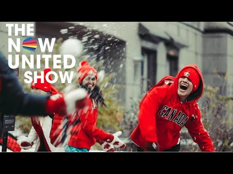 Snowball Fights and Massive Performance in Canada!!! - Episode 19 - The Now United Show