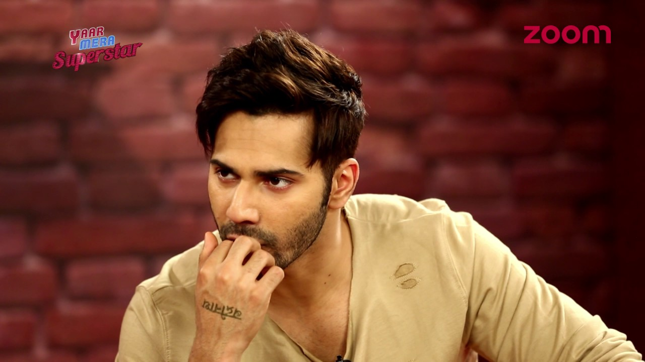 Varun Virat Kohli Get The Same Haircut Yaar Mera Superstar