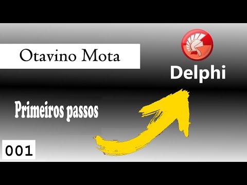 Curso de Programação Delphi [001] - Aprenda a programar dando o primeiro passo