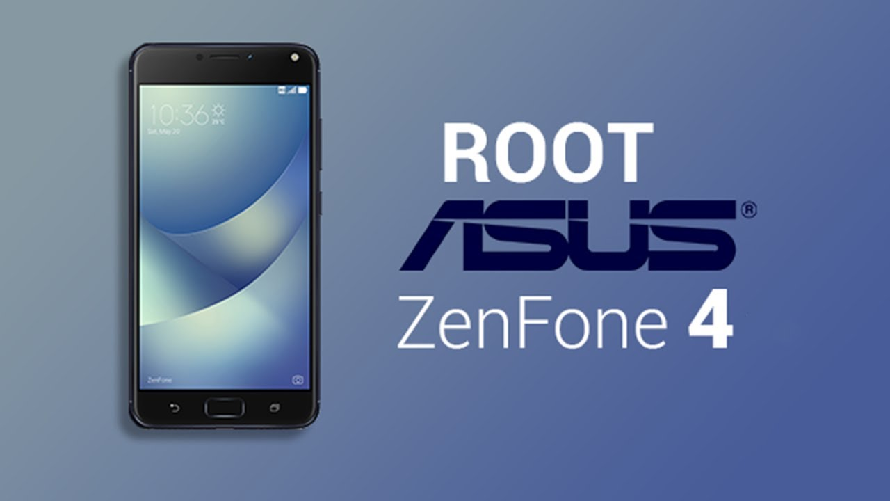 How to Install TWRP Recovery And Root Zenfone 4