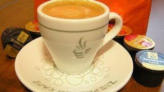 Кофе Zespresso из кофе-капсул - видео рецепт(Видео рецепт приготовления кофе эспрессо (espresso) в аппарате Zespresso от Zepter. Обзор кофе-машины. Подписка на новы..., 2009-06-23T11:57:10.000Z)