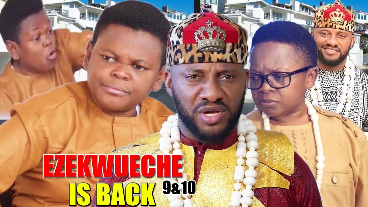 Download EZEKWUECHE IS BACK PART 9 &10 (New Movie) 2020 NEW MOVIE YUL EDOCHIE AKI & PAWPAW LATEST MOVIE