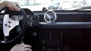 Fiat Uno 1.6 Clase 2 - Probando