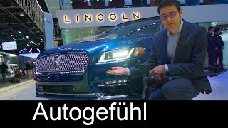 NAIAS Detroit Motor Show 2017 highlights reviews - Autogefühl