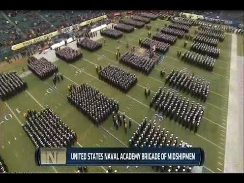 Army-Navy March On Special - December 14, 2013