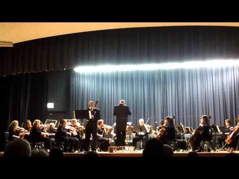 Vivaldi e-minor bassoon concerto 1st movement Yakov Dyman