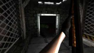 PC:  Doom 3 - Classic Doom mod Military Base