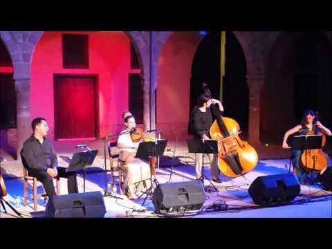 Gilad Ephrat String Quartet [Live @ Axiothea Festival 2015]
