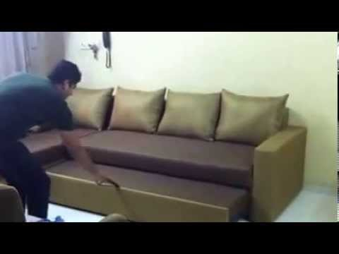 Sofa Cum Bed FurnitureOnlineDesign YouTube