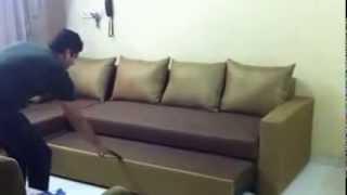 Sofa Cum Bed - Furnitureonlinedesign