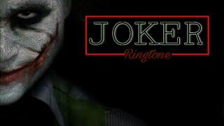 Best Joker Ringtone Why so serious Download Now New english ringtone Joker Bgm Bgm ringtone