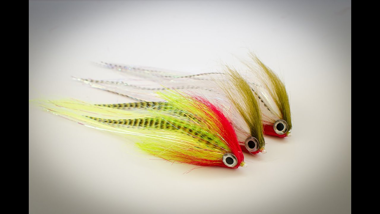 Andreas Andersson Craft Fur Baitfish