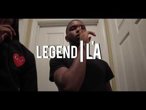 LA' Ft Legend- Lay Low