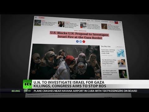 UN to Investigate Israel over Gaza Massacre