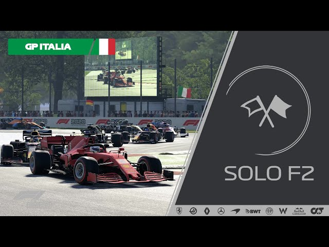 CARRERA COMPLETA - CAMPEONATO SOLOF2 T4 GP ITALIA #8