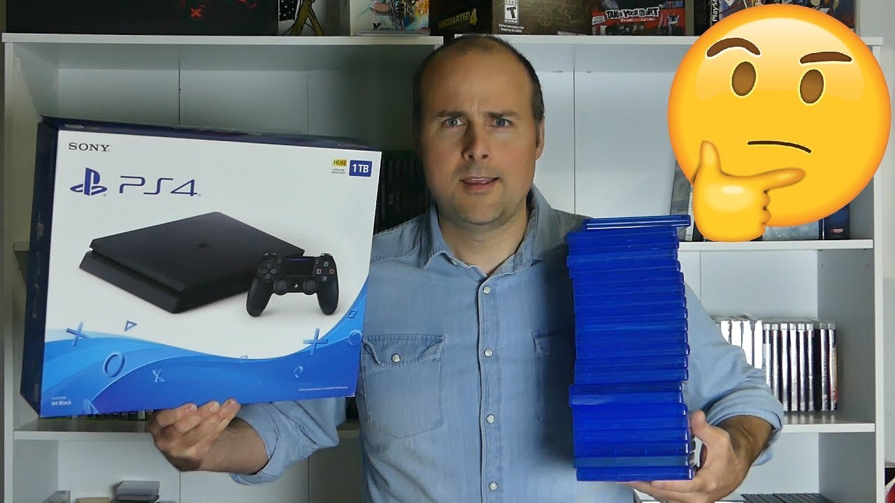 PlayStation 4 Pro 1TB Console - m