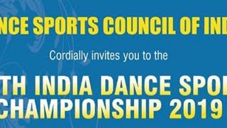 SOUTH INDIA DANCE SPORTS CHAMPIONSHIP 2019 LIVE EXCLUSIVE ON PRIME