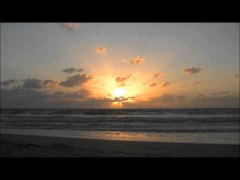 Sunrise Florida - Cocoa Beach-Cape Canaveral 9-20-2010