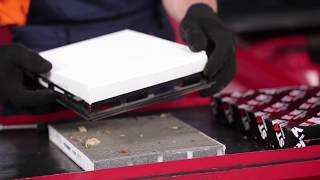How to replace Cabin filter on VW GOLF IV (1J1) - video tutorial