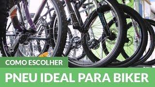como escolher o pneu ideal para a sua bicicleta