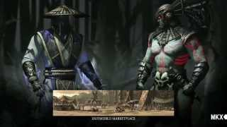 PlayStation 4: 'Mortal Kombat X' Gameplay Raiden Reveal Trailer [HD](, 2014-08-06T14:30:22.000Z)
