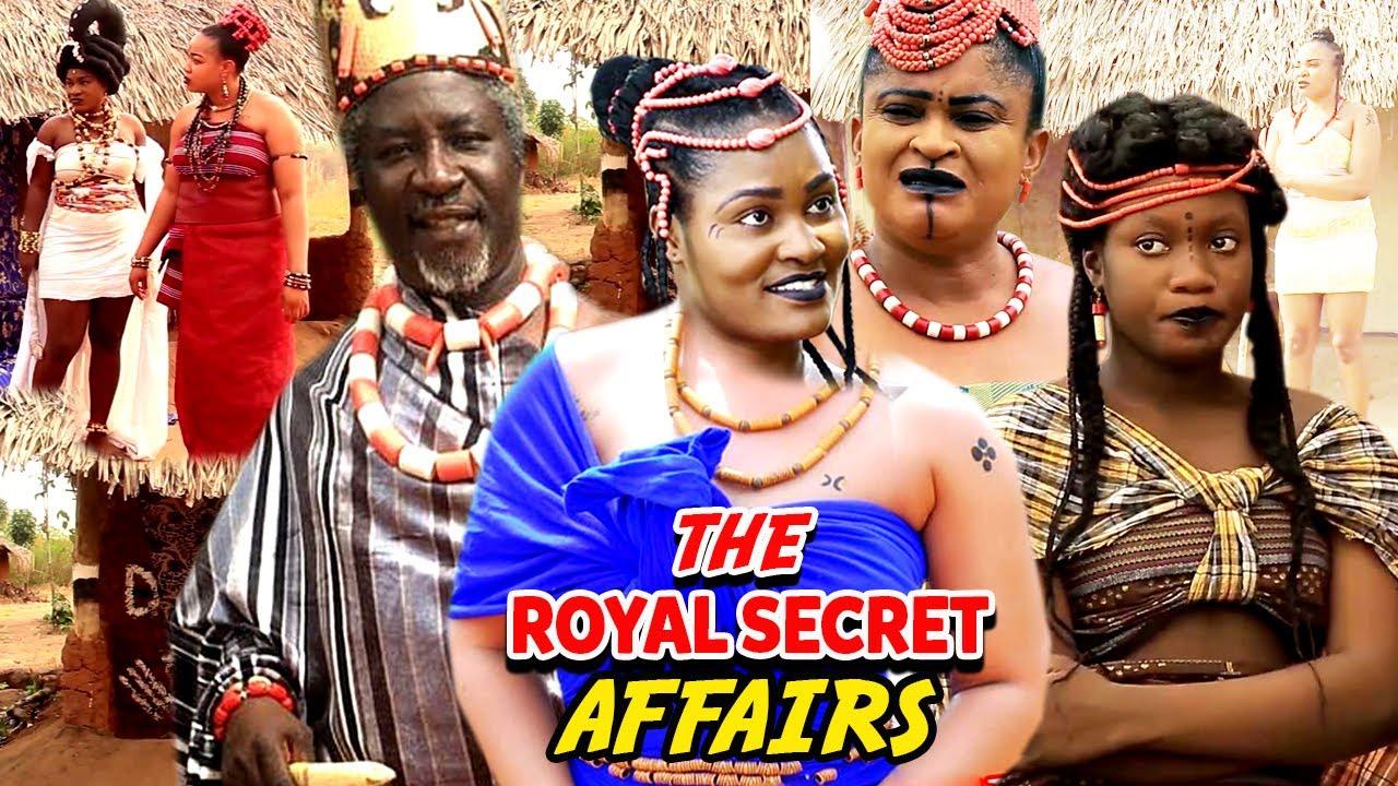 Download THE ROYAL SECRET AFFAIRS SEASON 1&2 FULL MOVIE - CHIZZY ALICHI 2021 LATEST NIGERIAN NOLLYWOOD MOVIE