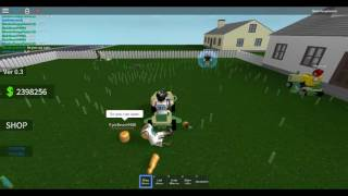 Roblox, Mow the lawn giveaway Pt.1