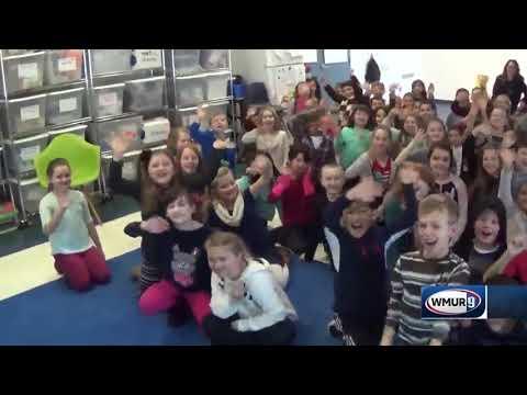 School visit: Hollis Primary School