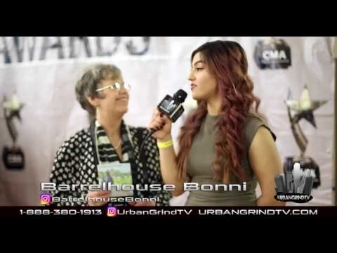 36th Annual Chicago Music Awards Red Carpet with Barrelhouse Bonnie