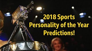 My 2018 BBC Sports Personality of the Year Predictions!!!