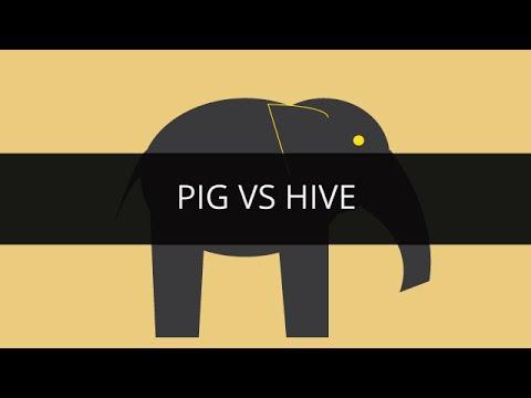 Pig vs Hive ?