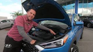Car Review 2019 Hyundai Tucson Sport