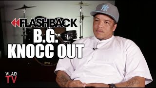 Flashback: B.G. Knocc Out on Dre's Role in Arranging Eazy-E/Suge Altercation
