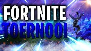FINALE €120 TOERNOOI SPELEN! | Fortnite Battle Royale (NEDERLANDS)