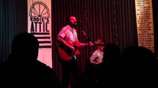 Howie Day feat. Ward Williams - No Longer What You Require - Eddie's Attic 02-15-2013