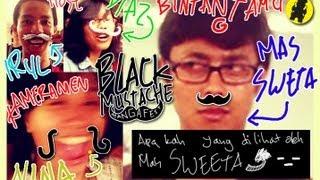 Black Mustache : Mencari Sweta Kartika @mangafest2012