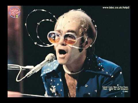 Elton John - Rocket Man (HQ)