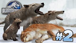 WOLF PACK!!!    Jurassic World - Cenozoic Series - Ep2 HD
