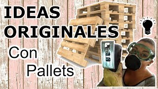 11 Creative Ways To Recycle Wooden Pallets