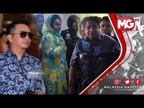 TERKINI : Rosmah, Tengku Adnan & Rizal Mansor Dihadap Ke Mahkamah Hari Ini