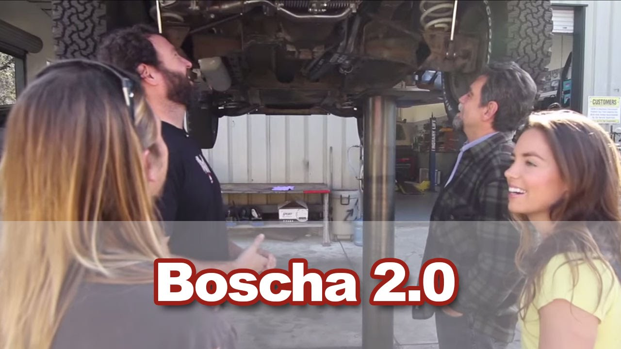 Boscha 2 0 – GoWesty Upgrades | Where's My Office Now?
